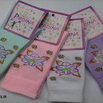 جوراب زنانه گل