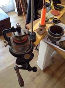 vintage circular sock machine for sale